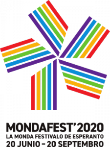 Monda Fest' - emblemo